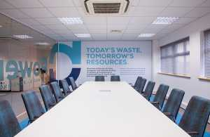 Willesden boardroom