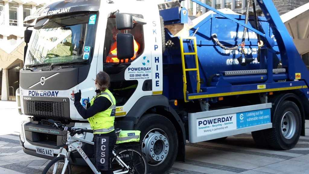 FORS gold accredited Powerday attends CLOCS event