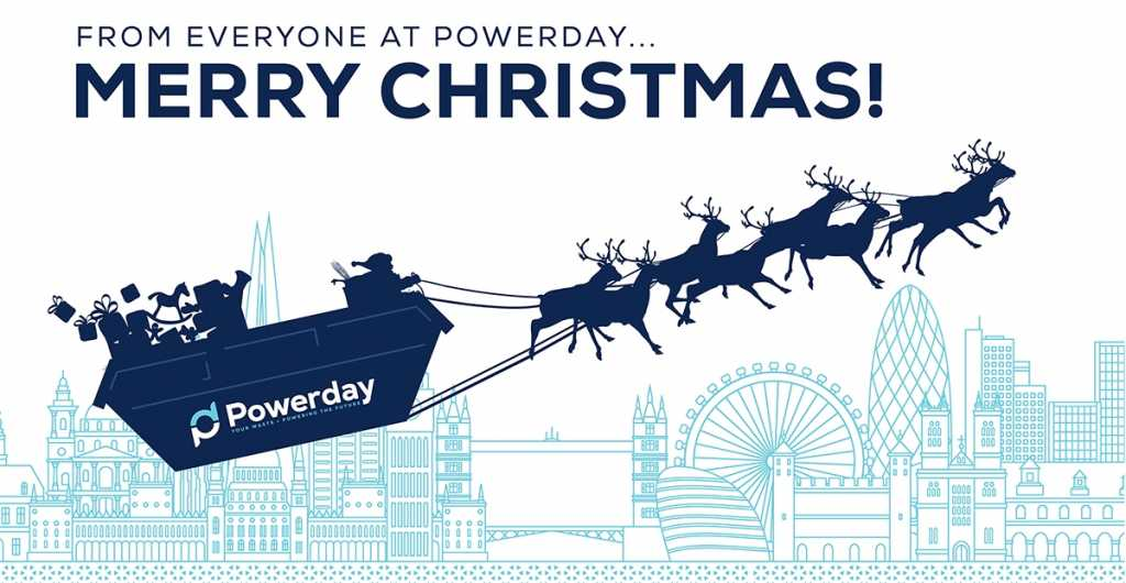 Merry Christmas from Powerday