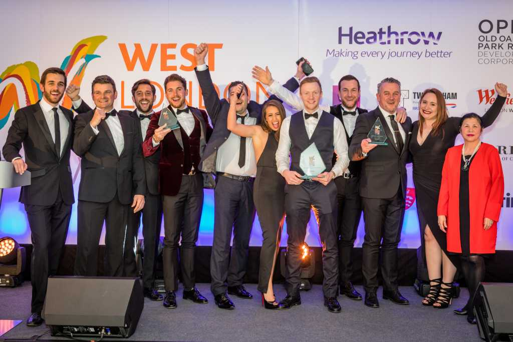 Powerday West London Business Awards