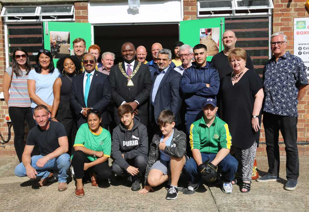 Cricklewood Amateur Boxing Club