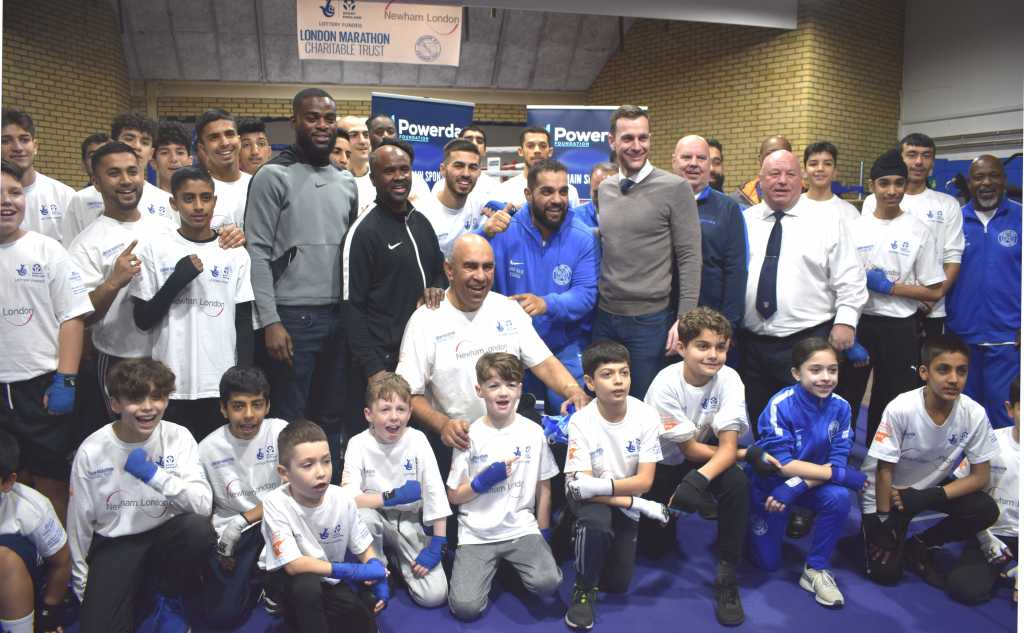Fairbairn Boxing Club